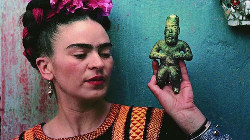 mostra dedicata a Frida Kahlo