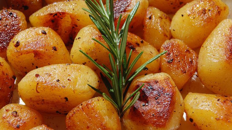 patate fatte col forno a microonde
