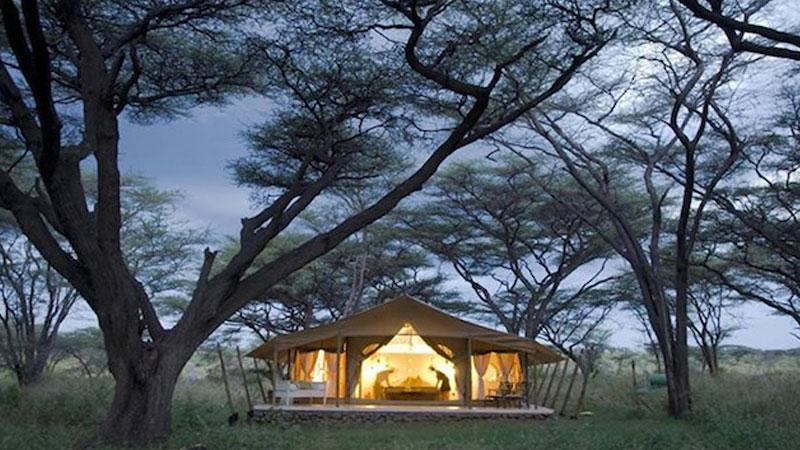 quante cose si possono fare in una tenda da campeggio